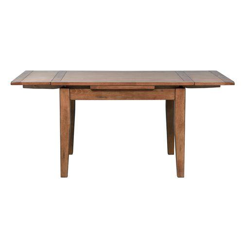 Retractable Leg Table - Oak