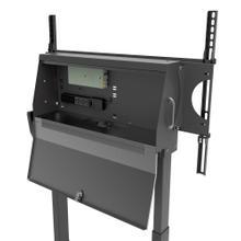 SmartMount ® Motorized Height Adjustable Flat Panel Cart