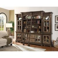 LAREDO 5 piece Wall with Shelves and Ladder Product Image