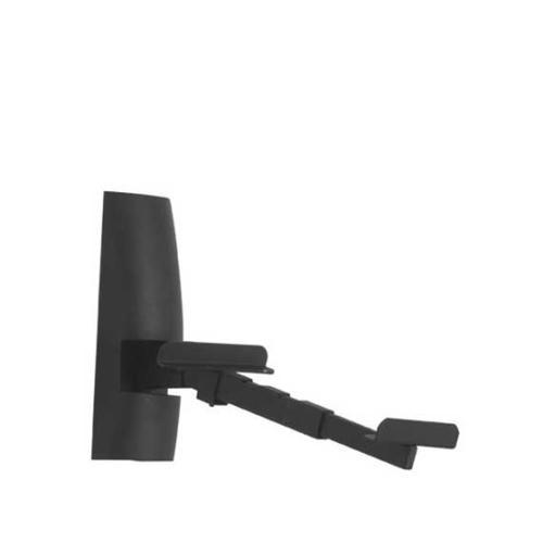 Product Image - Black Tilt and Swivel Wall Mount for SMALL bookshelf speakers