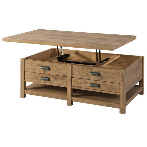 7606 Lift Top Cocktail Table