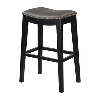 Briar 30'' Bar Stool Gray