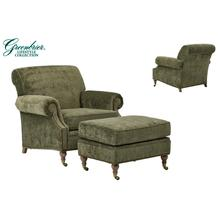 See Details - Springhouse Chair Springhouse Ottoman (Greenbrier Lifestyle Collection)