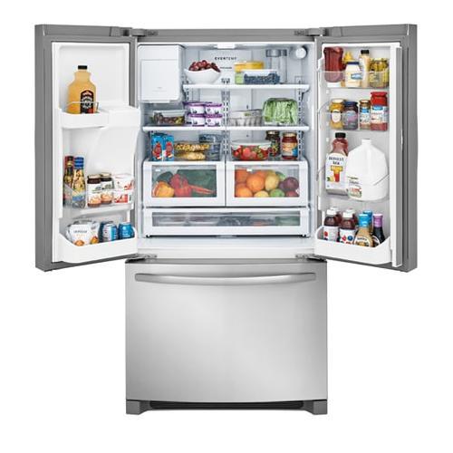SCRATCH & DENT Frigidaire 26.8 Cu. Ft. French Door Refrigerator
