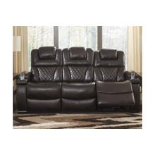 See Details - PWR REC Sofa with ADJ Headrest