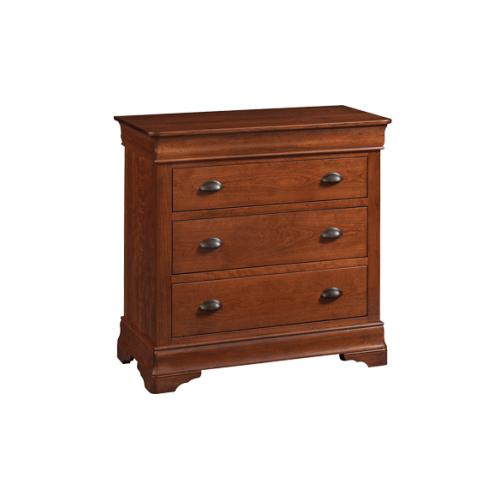 Keystone Collections - Versailles Dresser Triple