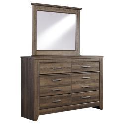 Juararo Dresser and Mirror
