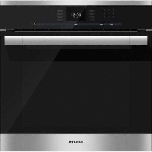 H 6560 B AM 24 Inch Convection Oven with PerfectClean for very easy cleaning at an attractive entry level price.