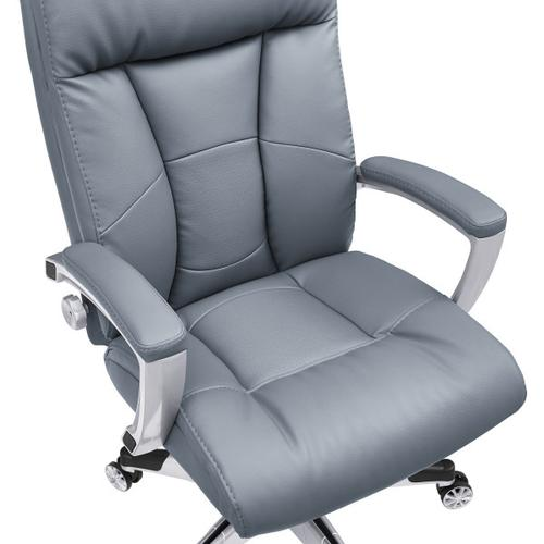 Alain Grey Office Chair