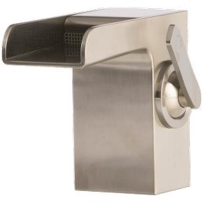 Kascade Lav Faucet Brushed Nickel