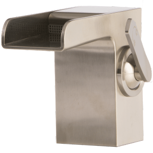 Kascade Lav Faucet Brushed Nickel Product Image