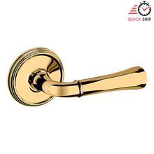 See Details - Lifetime Polished Brass 5113 Estate Lever with 5078 Rose