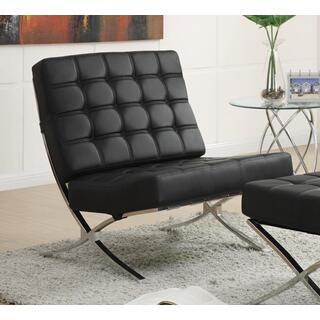 Elliot Accent Chair Black