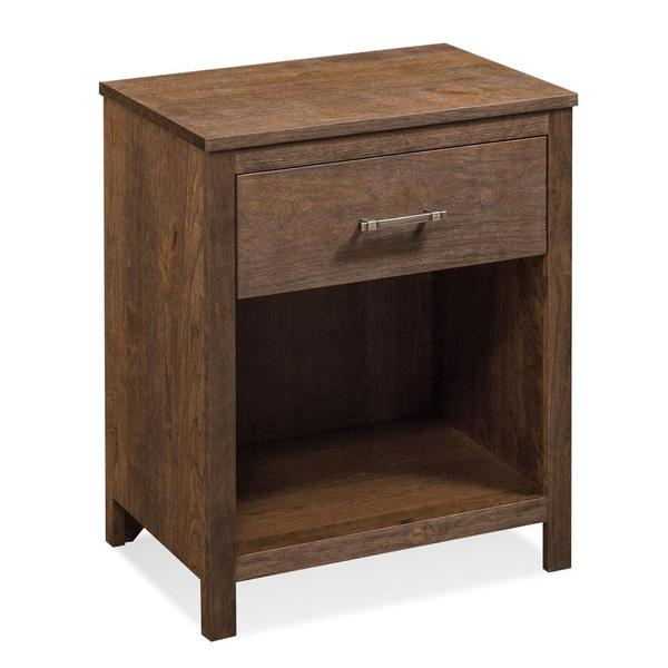 See Details - Sheffield Nightstand with Opening on Bottom