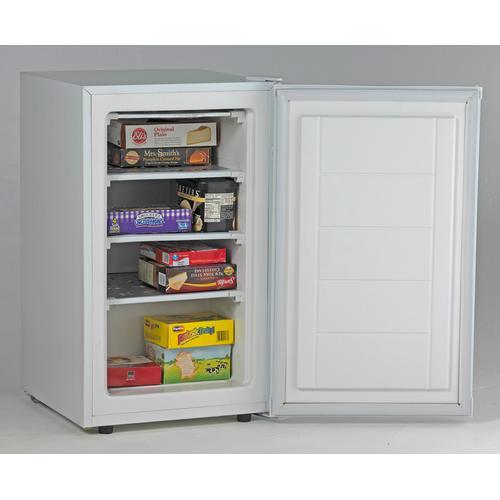 2.8 Cu. Ft. Vertical Freezer - White