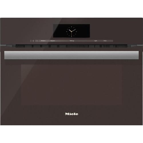 Miele - H 6800 BM 24 Inch Speed Oven The all-rounder that fulfils every desire.