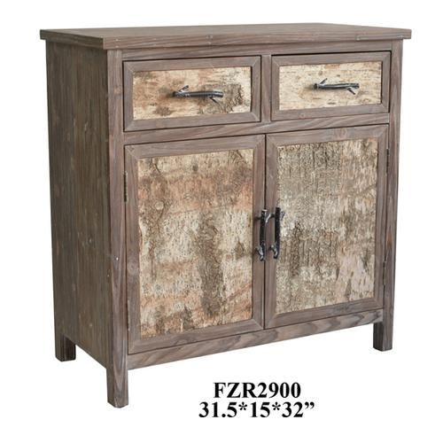 """Product Image - 31.5X15X32"""" WOODEN CABINET, 1 PC PK, 12.1"""