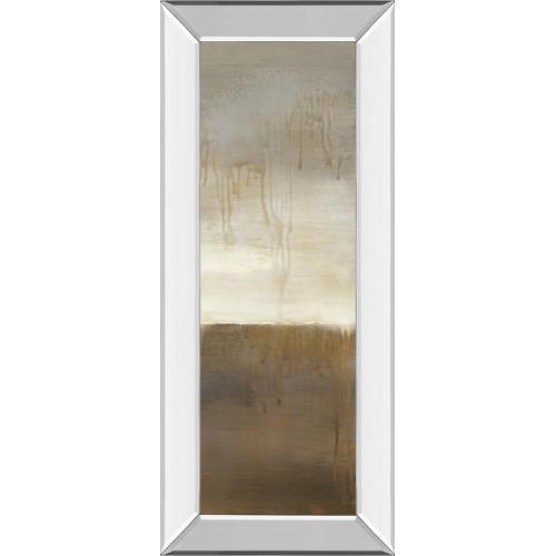 """""""September Fog Descending"""" By Heather Ross Mirrored Framed Print Wall Art"""