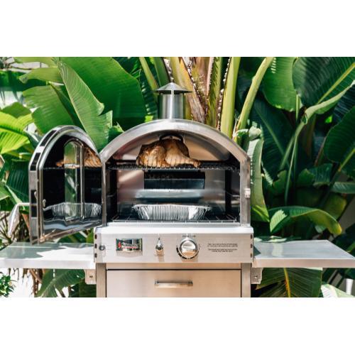 Outdoor Oven (Built-in)