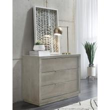 See Details - Oxford 3-Drawer Nightstand
