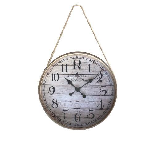 See Details - Rustic Clock