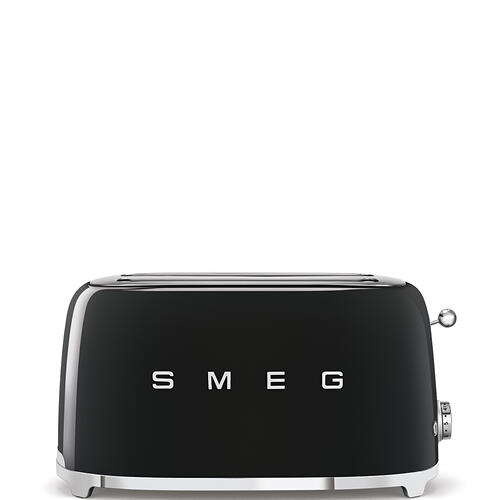 4x2 Slice Toaster, Black