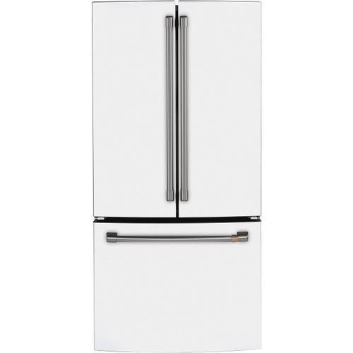 Cafe - Café™ ENERGY STAR® 18.6 Cu. Ft. Counter-Depth French-Door Refrigerator