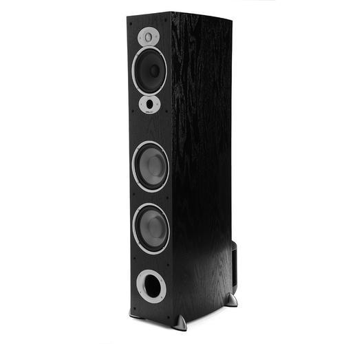 High performance floorstanding loudspeaker.