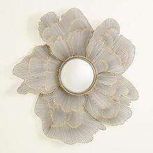 Iron Poppy Mirror