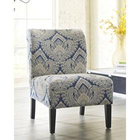 Honnally Accent Chair Sapphire