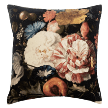 Velvet Chrysanthemum Pillow