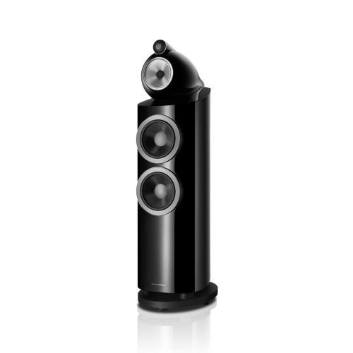 Gloss Black 803 D3 Floorstanding speaker