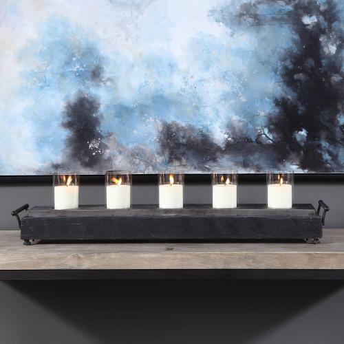 Cordaro Candleholder