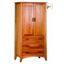 See Details - Willow Armoire
