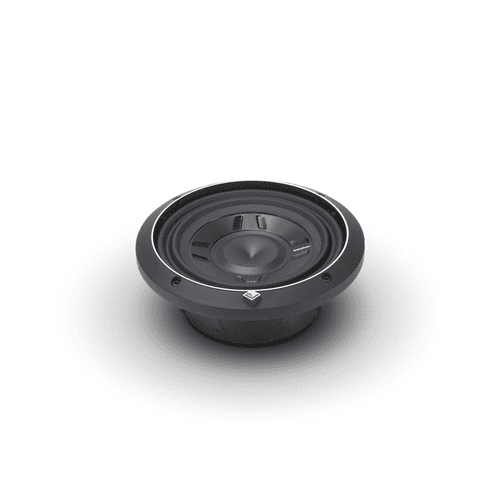 """Rockford Fosgate - Punch 8"""" P3S Shallow 4-Ohm DVC Subwoofer"""