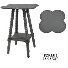 Gray End Table