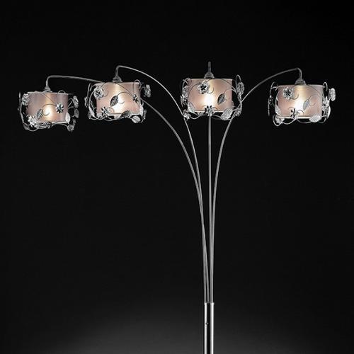 Furniture of America - Elva Arch Lamp