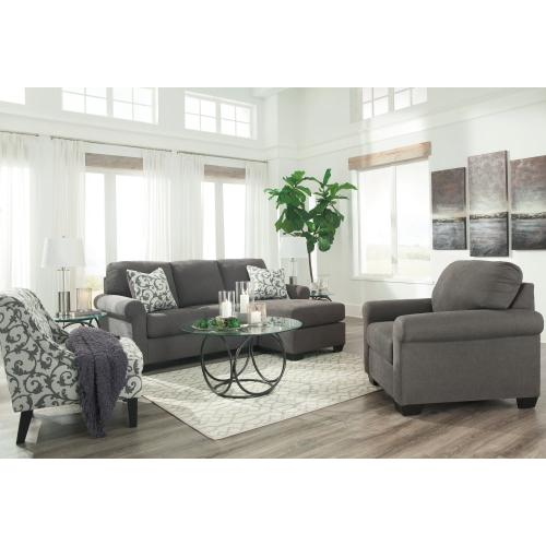 Sofa Chaise and 2 Chairs