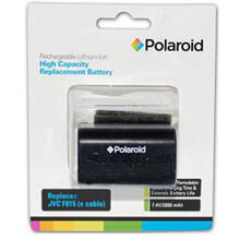 See Details - Polaroid High Capacity JVC F815 Rechargeable Lithium Replacement Battery