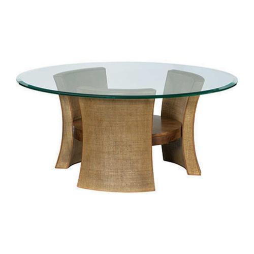 Round Cocktail Table -KD