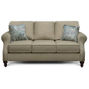 England Furniture1Z05 Jones Sofa