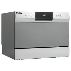 DanbyDanby 6 Place Setting Countertop Dishwasher