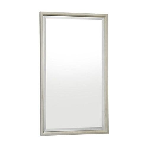 High Relief Rectangular Wall Mirror