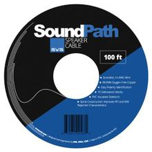 SVS SoundPath One Speaker Cable - 100 Foot Spool