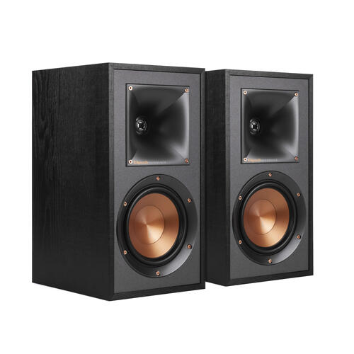 Klipsch - R-51M Bookshelf Speakers