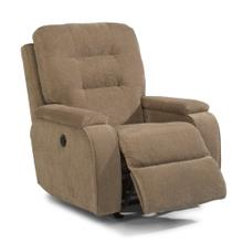 Kane Fabric Power Rocking Recliner