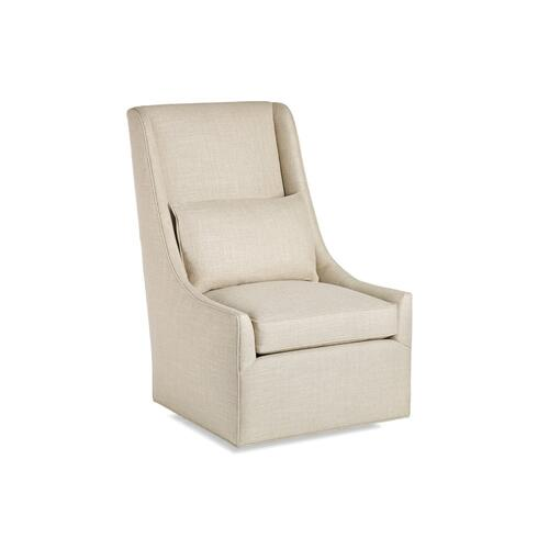 Bergdorf Swivel Chair