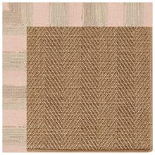 "Islamorada-Herringbone Sicily Olive - Rectangle - 24"" x 36"""
