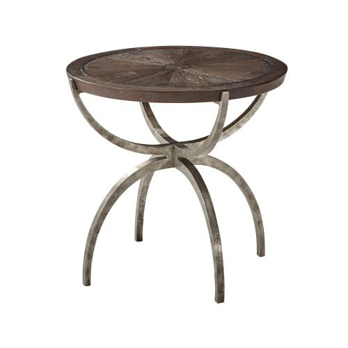 Weston Side Table, Dark Echo Oak