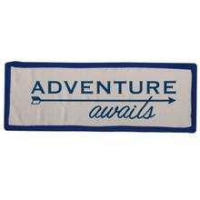 "See Details - ""Adventure Awaits"" Peek-a-Boo Tote Insert."